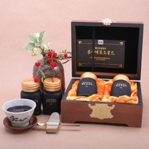 Extrakt Duo Gold z korejského červeného ženšenu - 100g dárkové balení