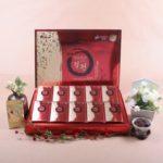 Medové plátky z korejského ženšenu