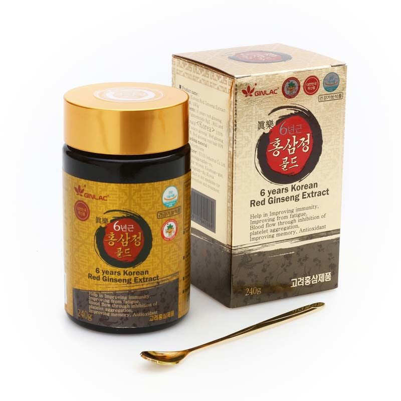 Extrakt 6letý GOLD 240 g