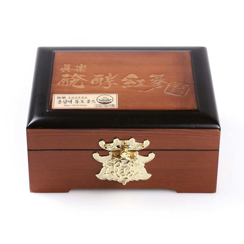 Fermentovaný extrakt DUO GOLD 100 g - dárkové balení