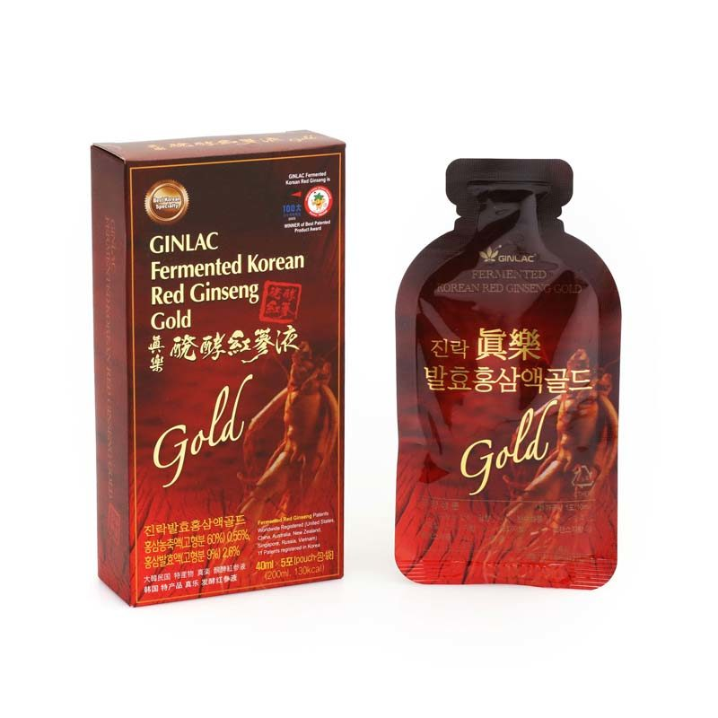 Power drink GOLD