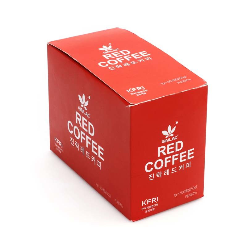 Káva RED COFFEE