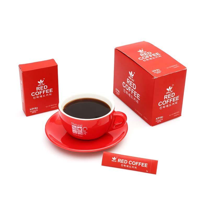 Káva RED COFFEE