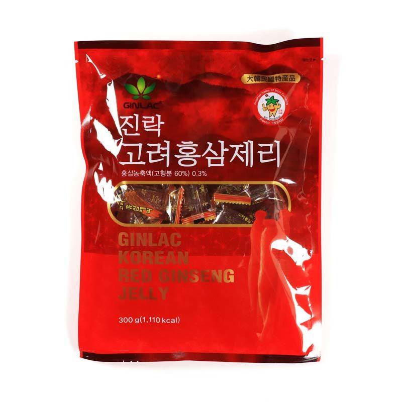 Ženšenové želé bonbony 300 g