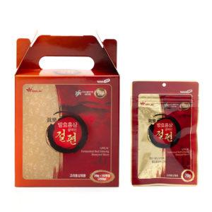 Ženšenové plátky - rodinné balení 200 g